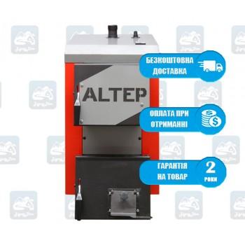 Альтеп Mini (12-16 кВт) - Твердотопливный котел на дровах и угле Altep