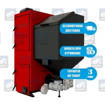 Альтеп КТ-2ЕSHN / Duo Pellet N (15-250 кВт) - Пеллетный котел Altep