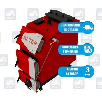 Альтеп КТ-3Е-NM / TRIO UNI (14-40 кВт) - Твердотопливный котел длительного горения Altep