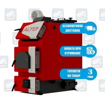 Альтеп КТ-3Е-N / TRIO UNI Plus (14-600 кВт) - Твердотопливный котел длительного горения Altep