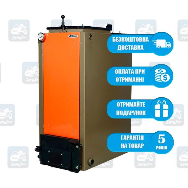 Bizon Eko Termo (6-55 кВт) - Твердотопливный котел длительного горения Бизон