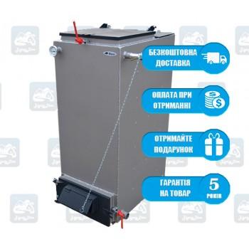 Bizon Eko (6-100 кВт) - Твердотопливный котел длительного горения Бизон