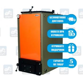 Bizon Standart Termo (10-99 кВт) - Твердотопливный котел длительного горения Бизон