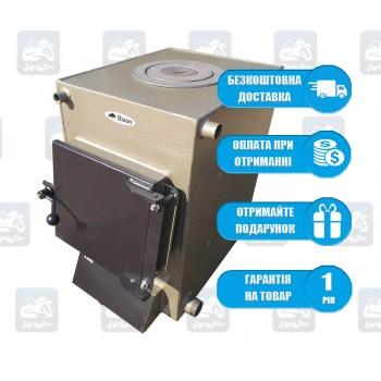 Bizon Klassic П (10-18 кВт) - Твердотопливный котел-плита Бизон