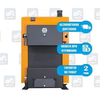 Донтерм ДТМ Стандарт (13-20 кВт) - Твердотопливный котел на дровах и угле Donterm