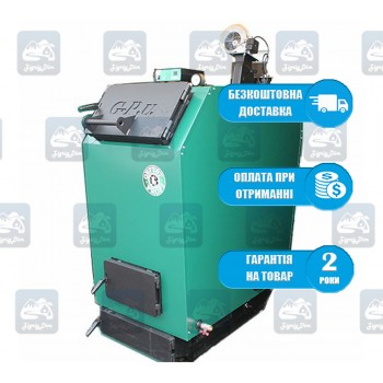 Gefest Profi U (15-200 кВт) - Твердотопливный котел длительного горения Гефест