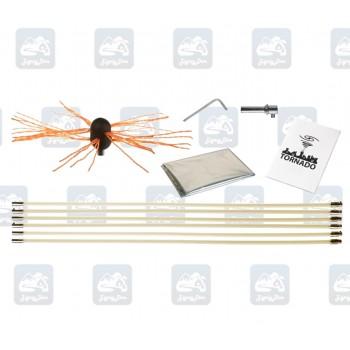 Hansa Tornado - Роторный набор для чистки дымохода