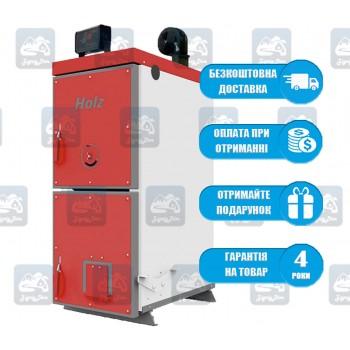 Heiztechnik Holz Plus (13-22 кВт) - Твердотопливный котел на дровах и угле Хайзтехник