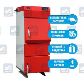 Heiztechnik HT Plus (15-45 кВт) - Твердотопливный котел на дровах и угле Хайзтехник