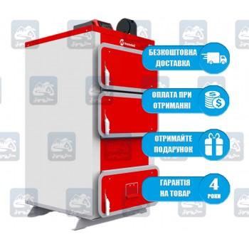 Heiztechnik Q Plus DR (15-40 кВт) - Твердотопливный котел на дровах и угле Хайзтехник