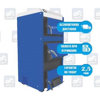 Корди АОТВ С (10-40 кВт) - Твердотопливный котел на дровах и угле Kordi