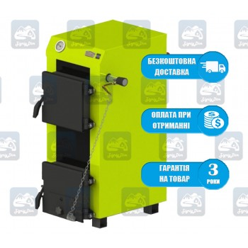 Kotlant КЭ (10-17 кВт) - Твердотопливный котел на дровах и угле Котлант