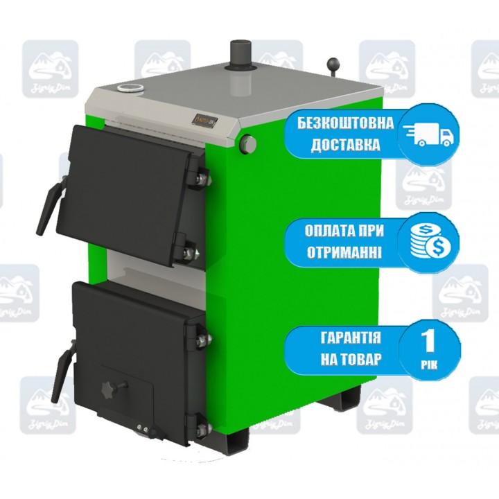 Kotlant КО (12-18 кВт) - Твердотопливный котел на дровах и угле Котлант КО