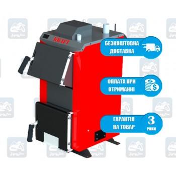 Kraft A Plus (12-20 кВт) - Твердотопливный котел на дровах и угле Крафт