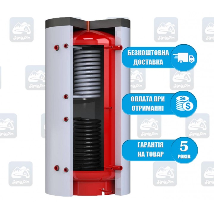 Kronas ТА2 (500-5000л) - Теплоаккумулятор Кронас