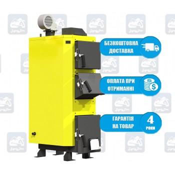 Kronas Unic (15-30 кВт) - Твердотопливный котел длительного горения Кронас