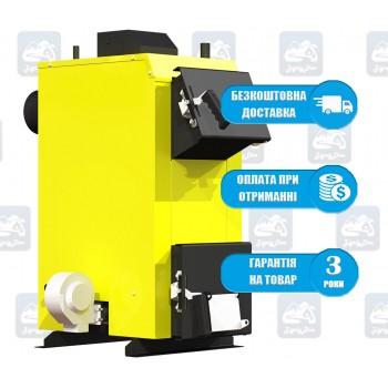 Kronas Eko Plus (12-24 кВт) - Твердотопливный котел на дровах и угле Кронас