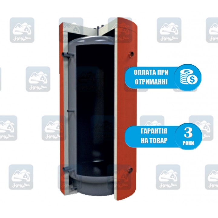 Kvant BF (250-5000л) - Теплоаккумулятор Квант