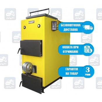 Kvant BS (12-35 кВт) - Твердотопливный котел длительного горения Квант