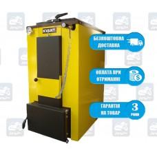 Kvant SL (12-32 кВт) - Твердотопливный котел на дровах и угле Квант
