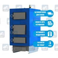 Квартал Стандарт (15-98 кВт) - Твердотопливный котел длительного горения Kvartal