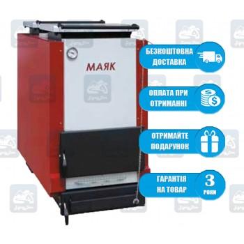 Маяк Eco Long Burning (20-45 кВт) - Твердотопливный котел длительного горения Majak