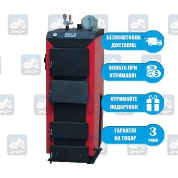 Маяк Eco Manual (16-95 кВт) - Твердотопливный котел длительного горения Majak