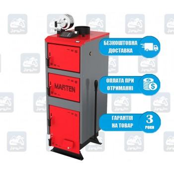 Marten Comfort (12-98 кВт) - Твердотопливный котел длительного горения Мартен
