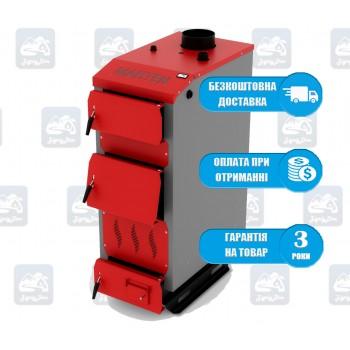 Marten Praktik MP (15-30 кВт) - Твердотопливный котел длительного горения Мартен