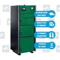 Макситерм Профи (17-80 кВт) - Твердотопливный котел длительного горения MaxiTerm