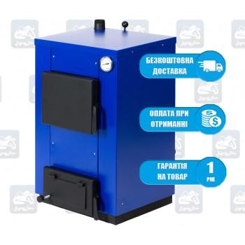 Макситерм Кантри (12 кВт) - Твердотопливный котел на дровах и угле MaxiTerm