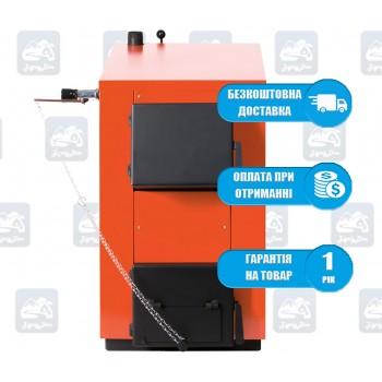 Макситерм Классик (14-20 кВт) - Твердотопливный котел на дровах и угле MaxiTerm