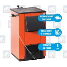 Макситерм Классик-П (12-20 кВт) - Твердотопливный котел-плита MaxiTerm