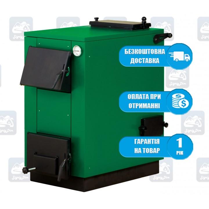 Макситерм Люкс (15-22 кВт) - Твердотопливный котел на дровах и угле MaxiTerm