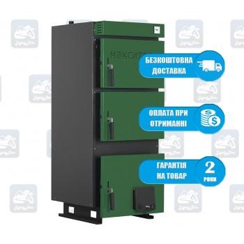 Макситерм Мастер (16-31 кВт) - Твердотопливный котел длительного горения MaxiTerm