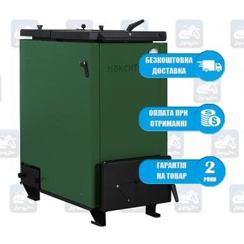 Макситерм Шахта Люкс (12-30 кВт) - Твердотопливный котел длительного горения MaxiTerm