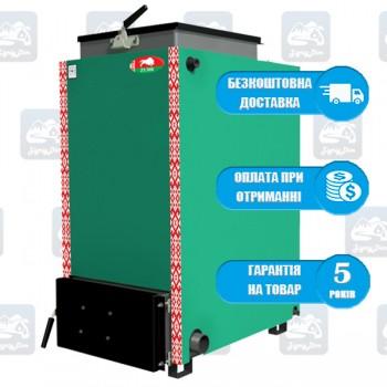 Зубр Термо (10-99 кВт) - Твердотопливный котел длительного горения Zubr