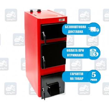 Проскуров АОТВ-Н (12-100 кВт) - Твердотопливный котел на дровах и угле Proskuriv