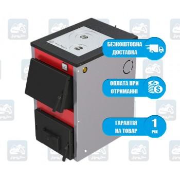 ProTech TTП D Lux (12-18 кВт) - Твердотопливный котел-плита ПроТек