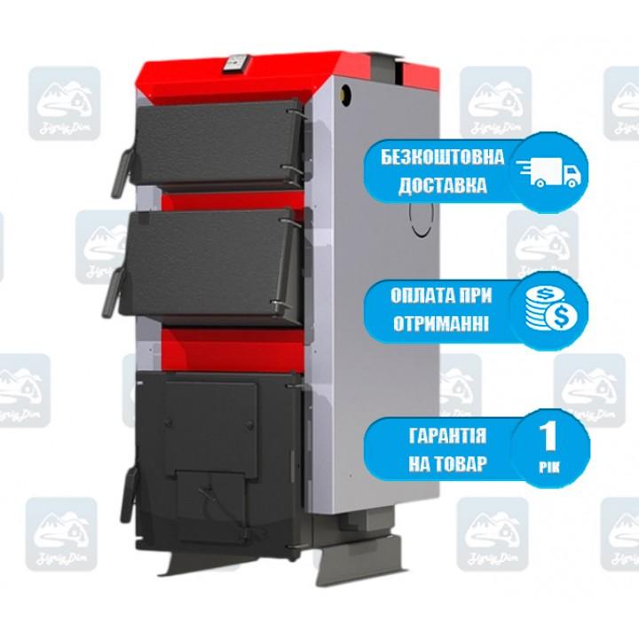 ProTech TT Eco Line (15-30 кВт) - Твердотопливный котел на дровах и угле ПроТек