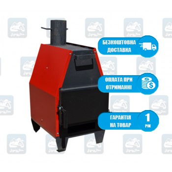 ProTech Zubr (5-15 кВт) - Отопительная печь ПроТек