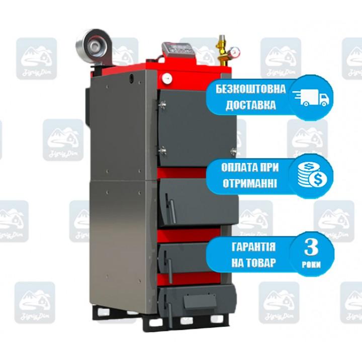 ProTech TT Smart MW (30-150 кВт) - Твердотопливный котел длительного горения ПроТек