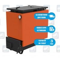 Ретра-6М (11-40 кВт) - Твердотопливный котел длительного горения Retra