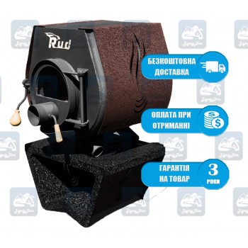 Rud Country (7-27 кВт) - Булерьян c варочной поверхностью Руд