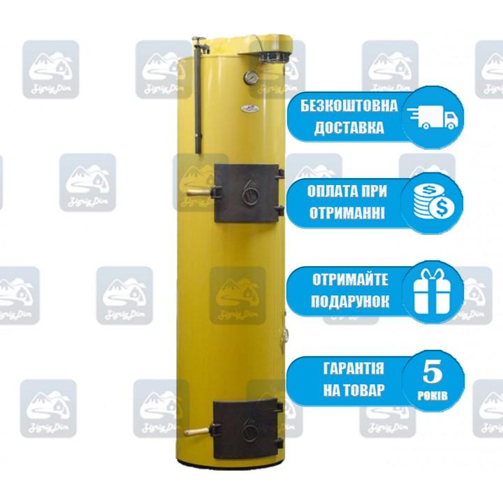Stropuva S-U (10-40 кВт) - Твердотопливный котел длительного горения Стропува