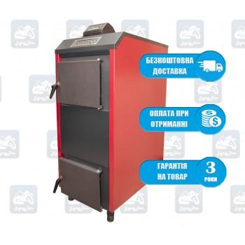 Termico Еко П (12-60 кВт) - Пиролизный котел длительного горения Термико