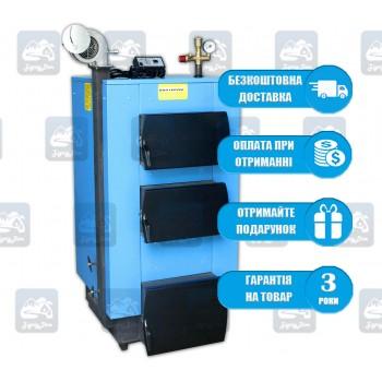 Ukrtermo 100 (12-45 кВт) - Твердотопливный котел длительного горения Укртермо