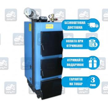 Ukrtermo 200 (17-95 кВт) - Твердотопливный котел длительного горения Укртермо